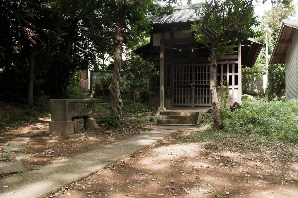 Japanische Tempel