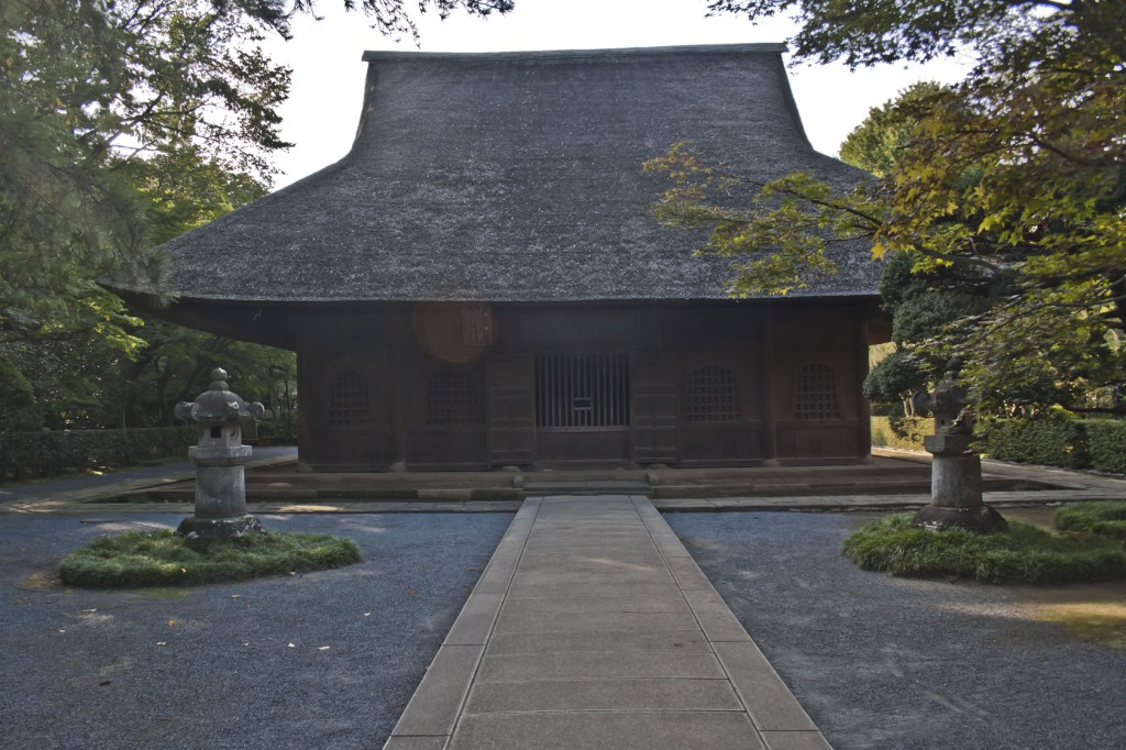 Rinzai Zen Buddhismus Tempel
