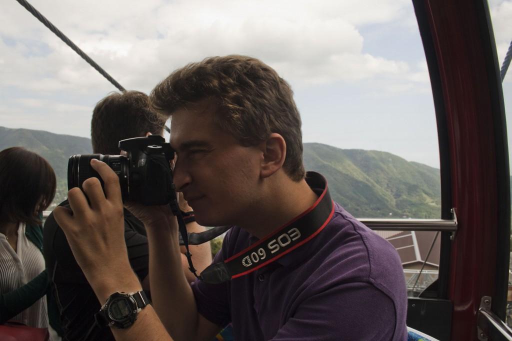 Alex der Profifotograf